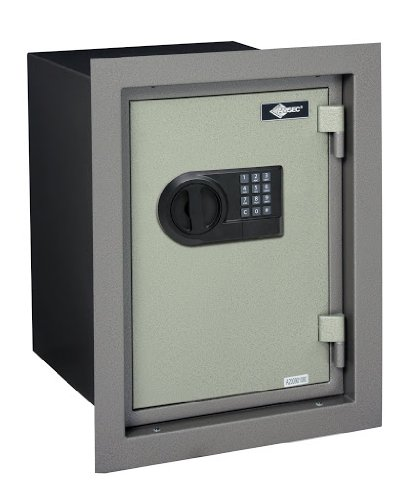 AMSEC WFS149E5 UL Listed Fire Wall Safe
