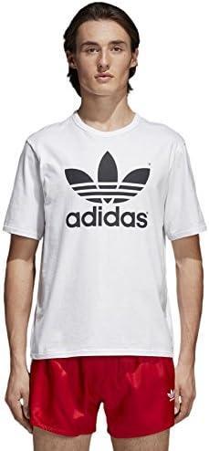 TALLA L. adidas Trefoil Camiseta, Hombre