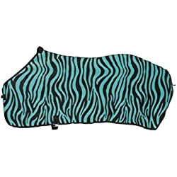 Tough-1 Zebra Softfleece Small Blanket Liner/Sheet