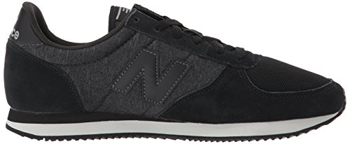 Negro New Zapatillas Adulto Unisex Balance negro U220v1 n0RBwXq0