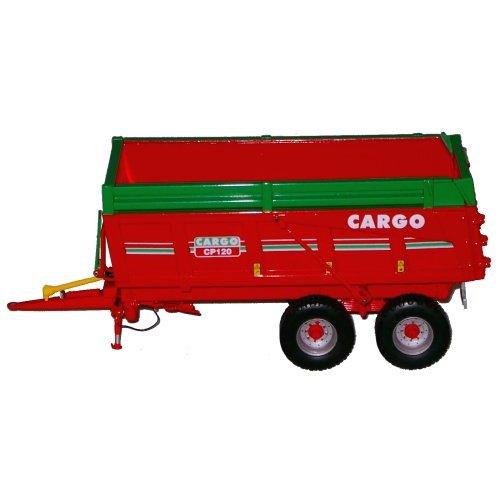 Cargo CP120 Tandem-Achs-Anhänger Universal Hobbies 3510F8919176