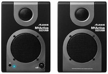 Alesis M1 Active 320 USB Studio Monitors