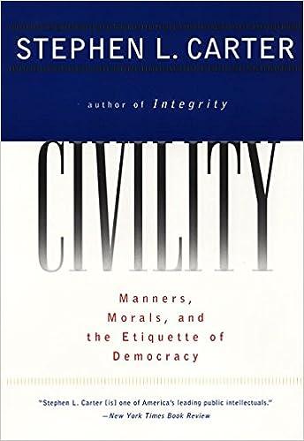 Book Civility