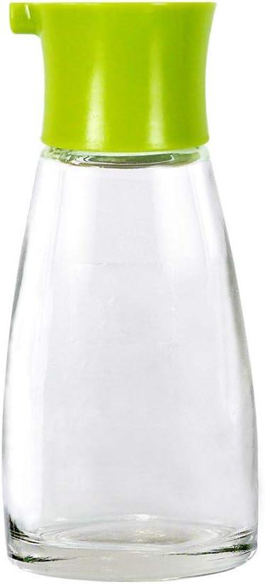 Dispensador de aceite fácil de limpiar, botella de vinagre de ...
