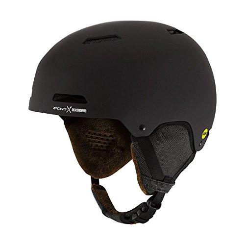 Giro Ledge MIPS LTD Snow Helmet 2016 - Men's Matte Black ...