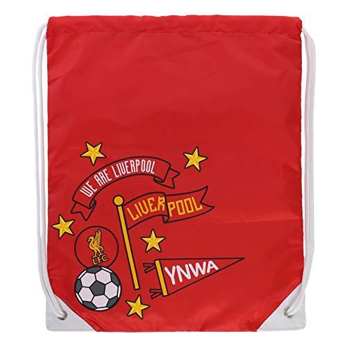 Fc Saco Cordón Mochila Liverpool Con Lfc Oficial Niños wqpvpdxOE