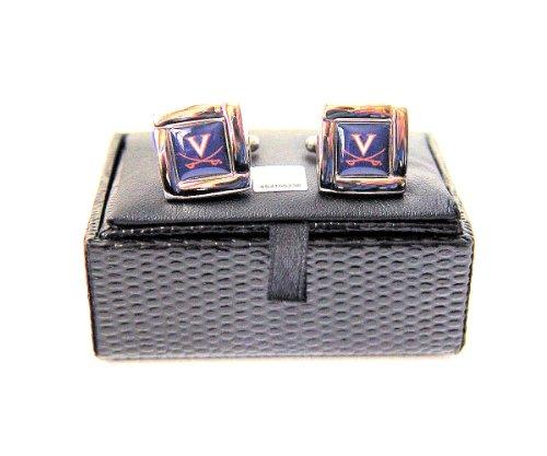Virginia Cavaliers - NCAA Team Logo Cufflinks