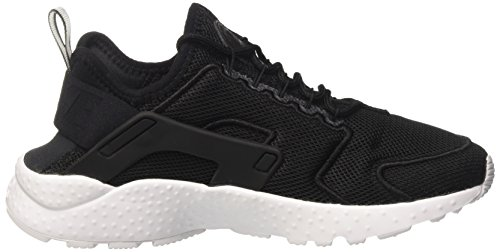 Nike Wmns Air Huarache Run Ultra BR, Scarpe da Ginnastica Donna Nero (Black/White/Glacier Blue)