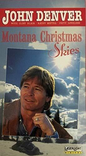 Montana Christmas Skies (John Denver) VHS