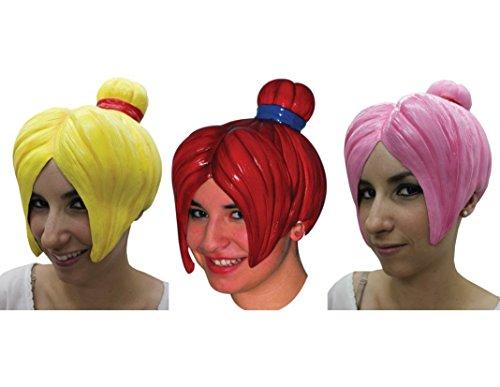 Morris Costumes Wig Anime 4 Latex Pink
