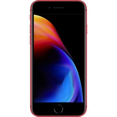 Apple Iphone 8 Plus Gsm Unlocked 256gb Red Renewed