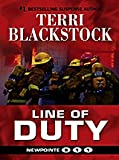 Line of Duty, Terri Blackstock, 1410416100