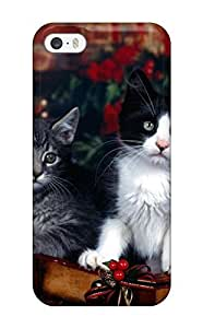 Cute High Quality For SamSung Galaxy S3 Phone Case Cover Pretty Cats In A Box Case(3D PC Soft Case)