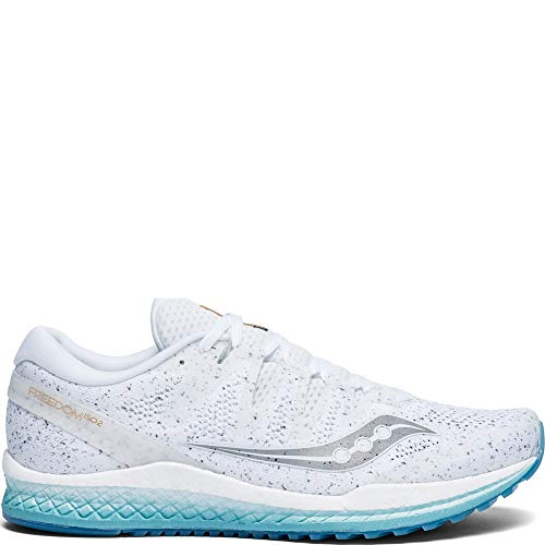 Price comparison product image Saucony Freedom ISO 2 Men 11 White Noise