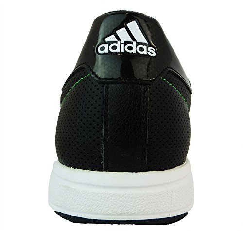 Adidas Chaussures de sport Tennis Mens Trainers Oracle Logo Tennis Shoes Training Sneakers Black UK Sizes 11 11.5 12 New U43827 ...