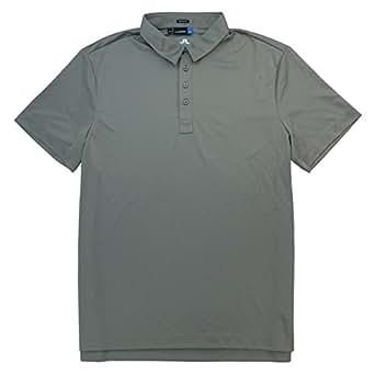 j lindeberg Men's Hunter Regular Fieldsensor 2 Golf Shirt XX-Large Lt Brown