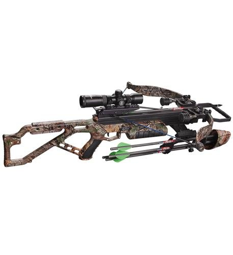 EXCALIBUR CROSSBOW Micro 355 3355 Crossbow with Tact-Zone, Medium, Realtree Camouflage ()