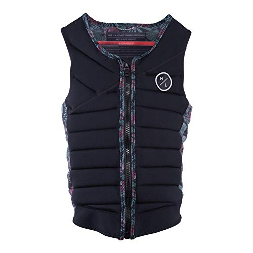 Hyperlite 2019 NCGA Scandal Impact Hula Girl Jacket Vest for Ski Wakeboard Wakesurf Size S