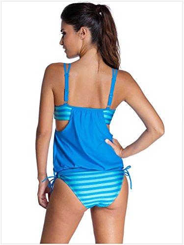 Joansam - Conjunto - para mujer Azul