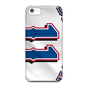 Protective Cell-phone Hard Covers For Iphone 5c (Efg19463eCUN) Support Personal Customs Stylish Texas Rangers Pictures