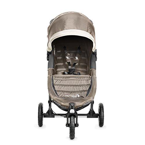 Baby Jogger 2014 City Mini Gt Single Stroller Sand Stone