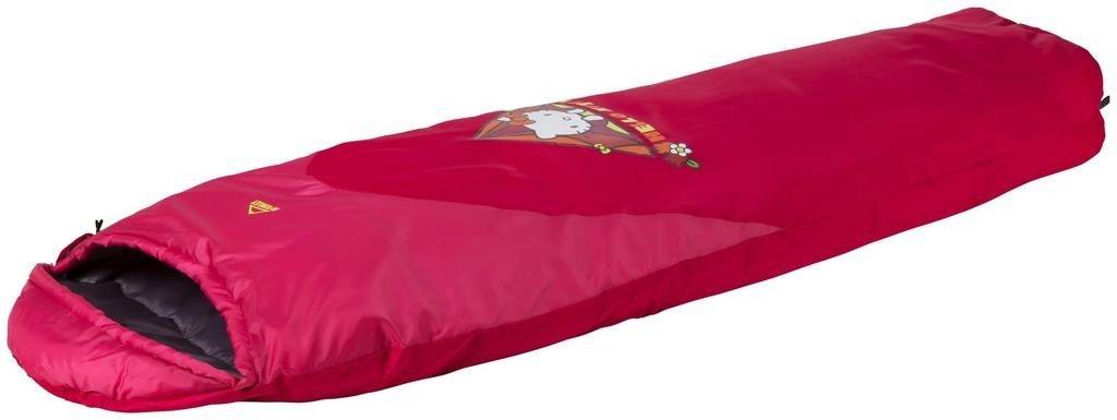 McKinley Sleepy Jr. Saco de Dormir Momia, Color Rojo, tamaño 125L, 0.6: Amazon.es: Deportes y aire libre