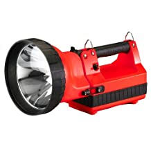 Streamlight 45605 HID Litebox Vehicle Mount System Flashlight with DC, Orange