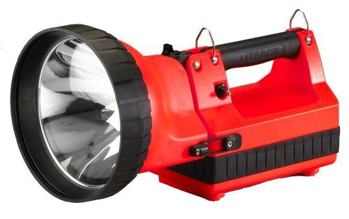 D Litebox Flashlight with DC Charger, Orange (Streamlight Litebox Vehicle Mount)