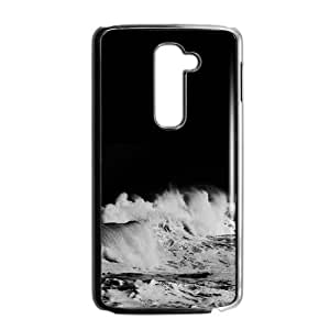 Canting_Good Sea Beautiful Beaches Custom Case Shell Skin for LG G2