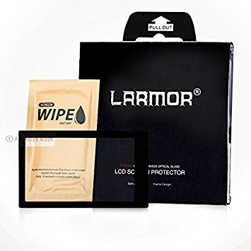 GGS LARMOR Screen Protector for FUJIFILM X-E2/X-E2S/X-100T,