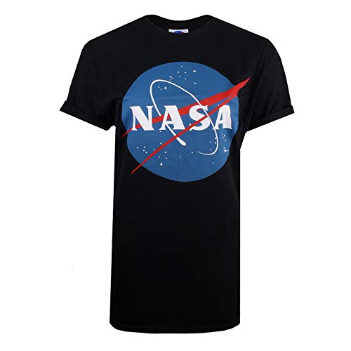Navy T Logo Circle Donna shirt Nasa navy Blu wS0Zqx