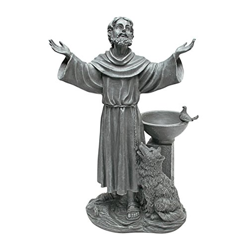 St. Francis's Blessing Garden Statue