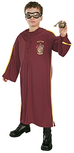 Harry Potter Snitch Costume (Harry Potter Quidditch Kit)