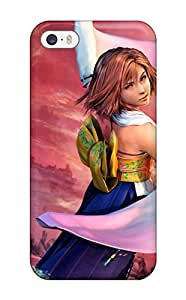 Tpu Protector Snap Final Fantasy Case Cover For Iphone 5/5s