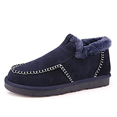 Amazon.com | Wawoo® New Style Winter Boat Shoe for Men