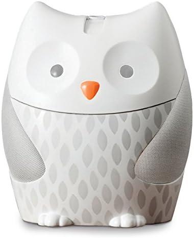 Skip Hop 186600 Owl Soother - Lámpara de noche con proyector (con ...