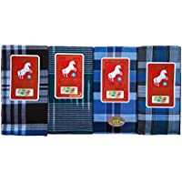 Men Cotton Checked Lungi/Sarong Stitched 2.1 Mts (1 lungi)