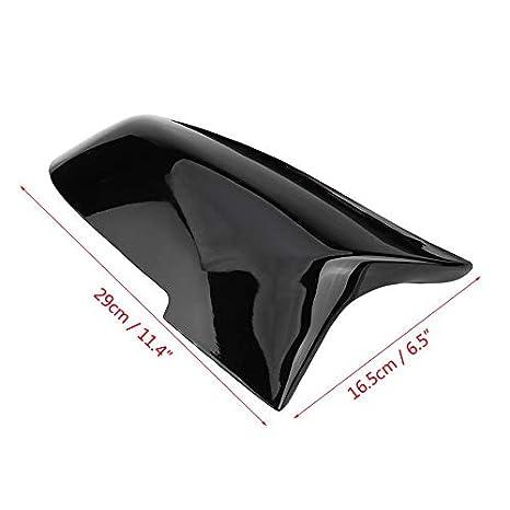 Noir Brillant XZANTE pour F20 F21 F87 M2 F23 F30 F36 X1 E84 Capuchon De Couvercle De R/étroviseur Noir Brillant-M4 Style