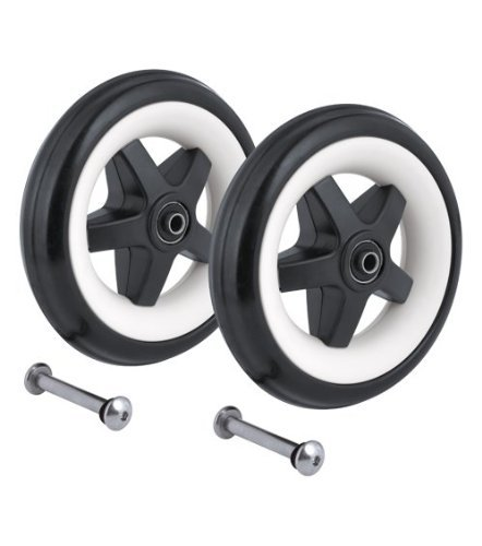 Bugaboo Bee Rear Wheels Replacement Set - 590531 Bugaboo 590531