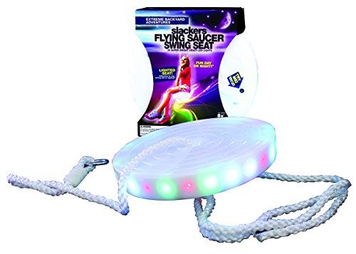 slackers Night Riderz Flying Saucer product image