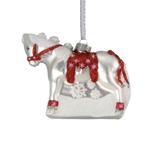 Trail of Painted Ponies from Enesco Dashing Through Snow ...
