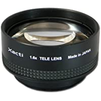 Sanyo VCP-L16TU 1.6x Telephoto Angle Adapter Lens for HD1000 Camcorder