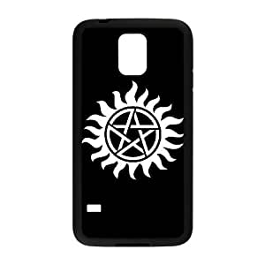 samsung galaxy s5 phone case Black for supernatural simbolos - EERT3396176