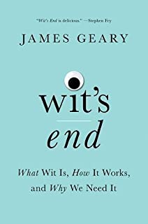 Book Cover: Wit's End: What Wit Is, How It Works, and Why We Need It