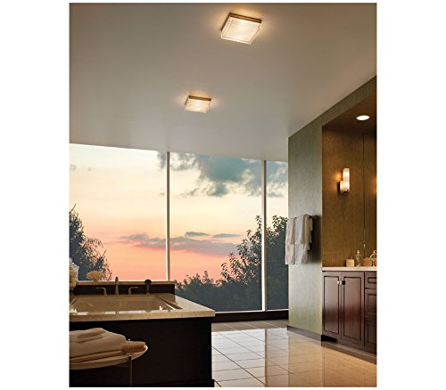 tech lighting 700bxss boxie ceiling small flush mount 9 35 x 9 35