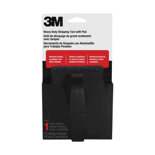 (3M 10110NA 10110 Heavy Duty Stripping Tool for Flat Surfaces )