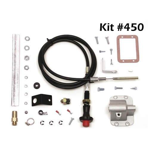 4x4 Posi-Lok PSL450 Axle Engagement System