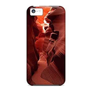 MarilouLCarlson Case Cover For Iphone 5c - Retailer Packaging Red Rocks Protective Case