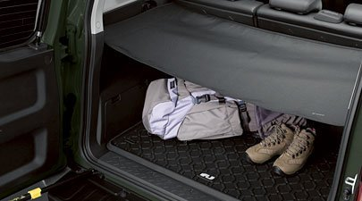 Genuine Toyota Accessories Pt248 35060 Cargo Cover For