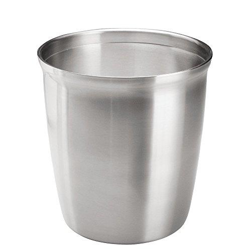 Stainless Steel Waste Paper Basket - 7